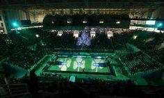 Τhe stadium is on fire in every game!