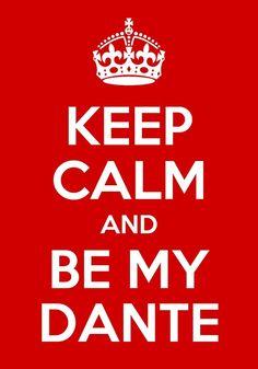 Eu quero um Dante pra mim! Seja ele Gabriel, Alec, Gideon, Chase… Não importa! hahahaha