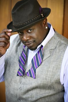 Cedric the Entertainer, my homie from the Lou.