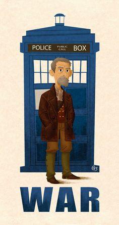 WAR Doctor by Erich0823 on deviantART
