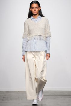 Creatures of Comfort Spring 2015 Ready-to-Wear Collection Slideshow on Style.com