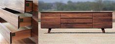 Eastvold Furniture : Alden Credenza