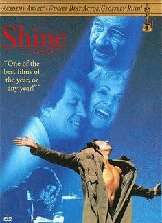 Shine (feature film) another great (slightly crazy) pianist movie