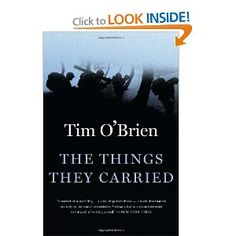 The Things They Carried: Tim O'Brien: 9780618706419: Amazon.com: Books