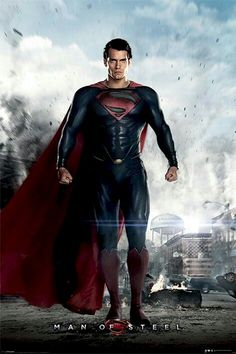 Super Man-Man Of Sttel