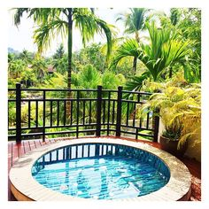 Oh. Yes. #phuket #thailand #privatpool (or at least a little one ) @indigopearl_resort
