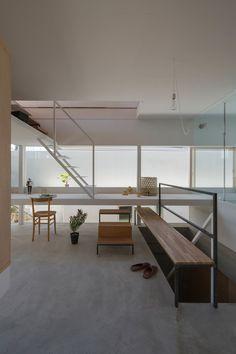 *환경을 극복하여 공간을 확장시킨 오사카 주택-[ Tato Architects ] House in Toyonaka