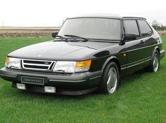 1992 Saab 900 aero