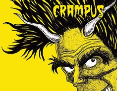 "Check out new work on my @Behance portfolio: ""The Crampus"" http://be.net/gallery/32356719/The-Crampus"