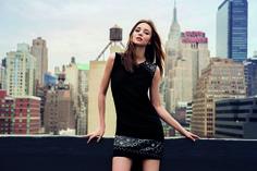 Miranda Kerr Stars in the Mango Fall/Winter 2013 Lookbook #fall #fashion trendhunter.com