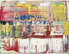 Gerhard Richter » Art » Paintings » Abstracts » Abstract Painting » 716-12