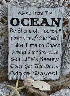 for the girl's beach themed bathroom.