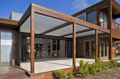 modern farm house with pool and breezeway - Google Search