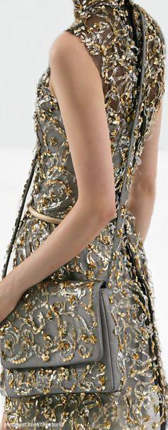 Chanel Haute Couture FW 2014-15    021415