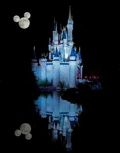 A little Walt Disney Magic!!