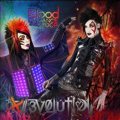 Blood on the Dance Floor - Evolution