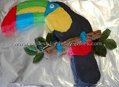 """birthday party ideas """"Rainforest Adventures"""" at the Center for Puppetry Arts, Atlanta, GA. -- Jan 27 - Mar 15, 2015 -- www.puppet.org"""