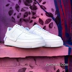 397f628ab Nike WMNS Air Force 1 Low Jester XX AO1220-101 Womens Skateboard Shoes  White New Year Deals