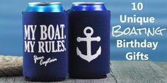 10 Unique Birthday Boating Gifts – Spirit Boat Lifts Boating Gifts, Boat Lift, Drink Sleeves, Spirit, Birthday, Unique, Birthdays, Dirt Bike Birthday, Birth Day