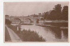 Richmond Bridge Richmond Bridge, Richmond Upon Thames, Surrey, Worlds Largest, Outdoor, Painting, Vintage, Ebay, Outdoors