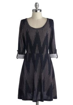 Charismatic Electricity Dress, #ModCloth