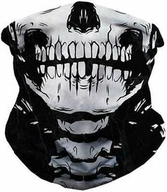 iHeartRaves Seamless Face Mask Mouth Cover Bandanas for Dust, Outdoors, Festivals, Sports Skeleton Mask, Skeleton Halloween Costume, Steampunk Halloween, Halloween Face Mask, Halloween 2020, Halloween Ideas, Halloween Decorations, Skull Face Mask, Diy Face Mask