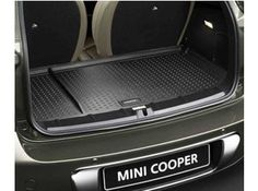 Mini Cooper Trunk Mat Oem Gen3 F60 Countryman Accessories