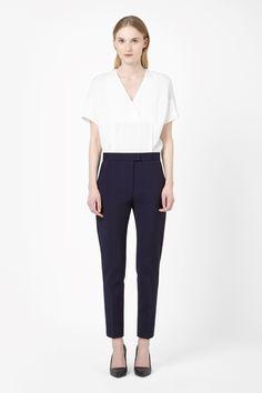 COS | Zip pocket trousers