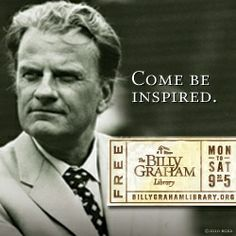 Explore The Billy Graham Library - History Museums - North Carolina Travel & Tourism http://www.visitnc.com/things-to-do#.UBmFvcxiPF0.pinterest