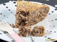Torta alle noci sofficissima senza burro #ricette #food #recipes