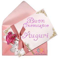 Almanacco del Giorno♪♫•*¨*•.¸¸❤¸¸.•*¨*•♫♪ ⋆ ❤Link Per Ogni Occasione❤ Italian Greetings, Happy Birthday, Gift Wrapping, Mary, Happy Brithday, Alphabet, Amigurumi, Happy Name Day, Birthday