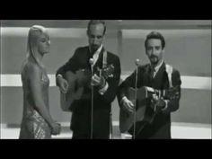 ▶ Puff, the magic dragon Subtitulada en castellano Peter, Paul and Mary - YouTube