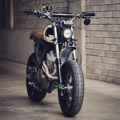 Honda NX650 Street Tracker by Overbold Motor Co. #motorcycles #streettracker #motos | caferacerpasion.com