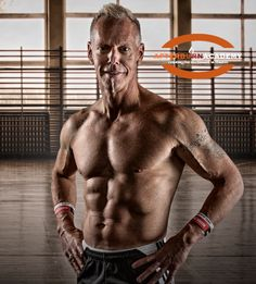 The Master PT...Owner and Founder of the AFTERBURN ACADEMY