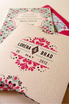 Letterpress 4 Color