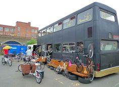 Bike ambulance in England - http://peciar.info/b-ambulance-bike-emergency-and-a-library/