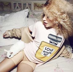Fancy - Love Potion Tee by Wildfox Couture
