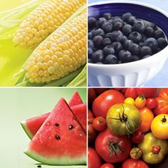 8 Healthy Summer Foods to Add to Your Diet #eathealthy @EatingWell