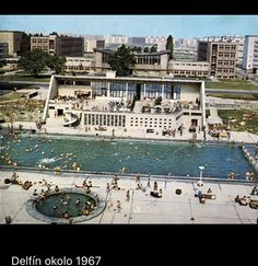 Bratislava, Memories, Times, Humor, Retro, Architecture, City, Building, Places