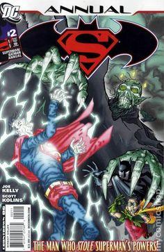 Superman Batman (2003) Annual 2