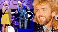 What a beautiful tribute to Keith Whitley from his son, Jesse Keith Whitley, and former wife, Lorrie Morgan. We can't get enough of these two, their duets...