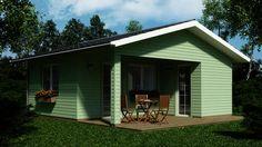 American Siding Fassadenverkleidung