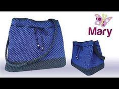 Come fare una borsa mare a uncinetto  6 tutorial di borse da spiaggia di  forme db6f9126425