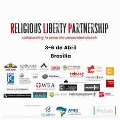 Arsenal do Crente: Consulta Anual Religious Liberty Partnership  2017...