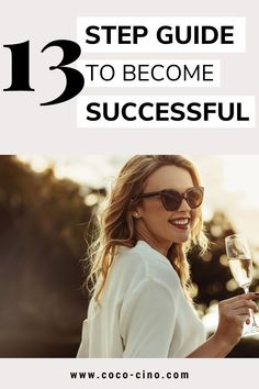 Countless personalities are successful in different ways. And from each of these personalities, we can learn something. Nevertheless, these successful people share some common secrets and live by certain rules that make it possible for them to achieve their goals. Follow my tips to get motivated and out of your comfort zone to finally become successful. #careeradvices #goalsetting #motivation #millionairmindset #routines #personalgrowth #personaldevelopment #selfimprovement #positivemindset How To Become Successful, Successful Women, Change Mindset, Positive Mindset, Common People, Good Motivation, Personal Goals, Learning To Be, How To Stay Motivated