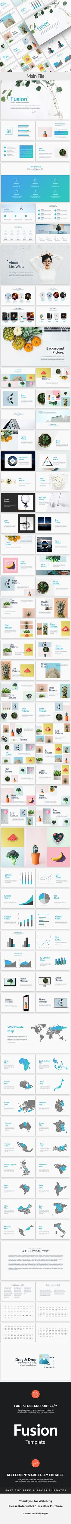 Fusion Creative Keynote Template — Keynote KEY #industrial #easy • Download ➝ https://graphicriver.net/item/fusion-creative-keynote-template/19201911?ref=pxcr