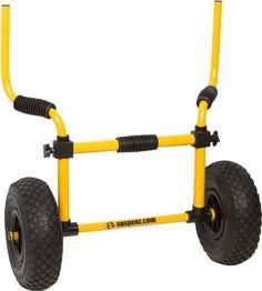 Suspenz Smart SOT Cart for Kayak Suspenz http://www.amazon.com/dp/B008OO8P1A/ref=cm_sw_r_pi_dp_LrX5ub11J86E3