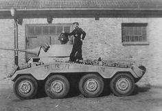 "SdKfz 234/2 ""Puma"" | WW2 tanks | Flickr"