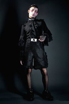 Male Fashion Trends: Nicopanda Pre-Fall 2016 Collection