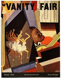 Vanity Fair January 1928 by Paul.Malon,
